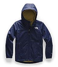 The North Face Boys' Warm Storm Jacket, Montague Blue, L
