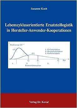 Book Lebenszyklusorientierte Ersatzteillogistik in Hersteller-Anwender-Kooperationen