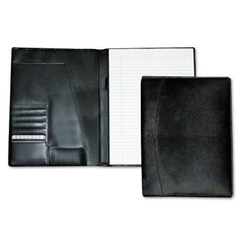 Buxton Mens Classic Pad Folio/Writing Pad, 8-1/2quot; x 11quot, Black (BUXOC87795BK) by Buxton (Classic American Writing Pad)