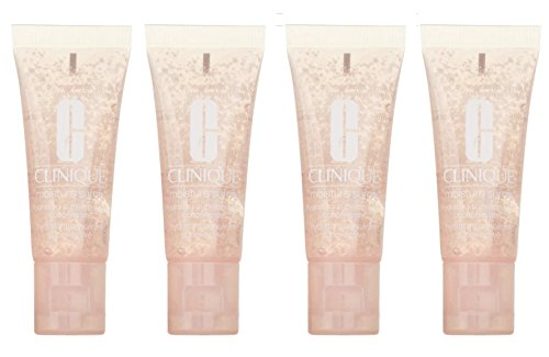 Lot Of 4X clinique Moisture Surge Hydrating Supercharged Concentrate Mini size 0.5oz each total - Concentrate Moisture