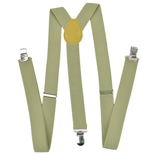 Classy Men's Suspenders - 1