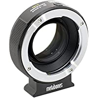 Metabones Contax Yashica Lens to Fujifilm X-Mount Camera Speed Booster Ultra, 0.71x Magnification, Matte Black