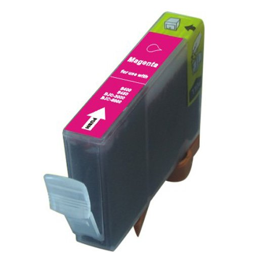 Generic  4-Pack MAGENTA Compatible Ink w/ Chip for Canon CLI-226 Compatible with: Pixma ip4820, iP4920, iX6520, MG5120, MG5220 Wireless, MG5320, MG6120 Wireless, MG6220, MG8120 Wireless, MG8220, MX882 Wireless