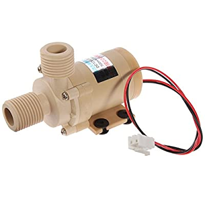 Best Cheap Deal for Mini DC 12V Electric Centrifugal Water Pump Low Noise. by EVAccess74 - Free 2 Day Shipping Available