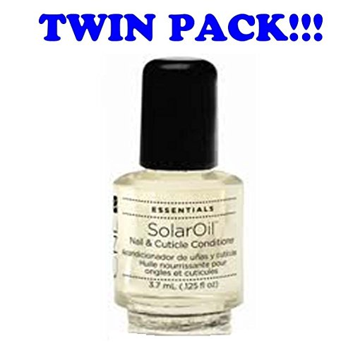 CND Creative Solar Oil Mini Size 3.7ml x 2 bottles