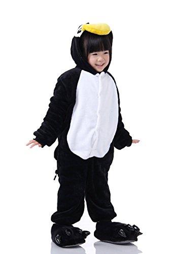 [Tonwhar Children's Halloween Costumes Kids Kigurumi Onesie Animal Cosplay (95(height:41.3