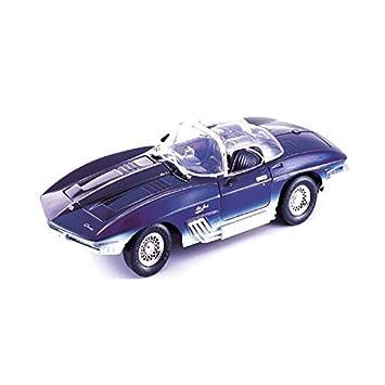 Amazon 1961 Chevrolet Corvette Mako Shark Motor Max 118 Scale