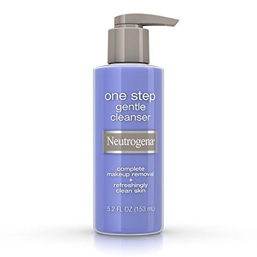 Neutrogena Gentle Facial Cleanser Remover