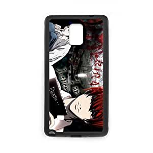 samsung galaxy note4 Black Death Note phone case cell phone cases&Gift Holiday&Christmas Gifts NVFL7N8825990