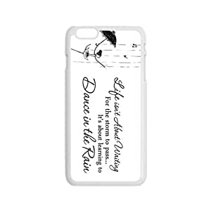Elegant Dance In The Rain Brand New And High Quality Hard Case Cover Protector For Iphone 6