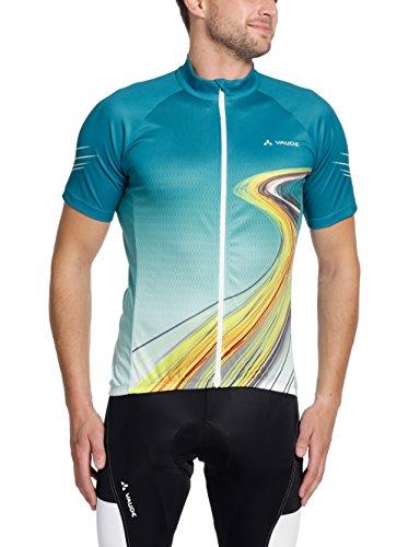 VAUDE - Camiseta deportiva para hombre Green Spinel