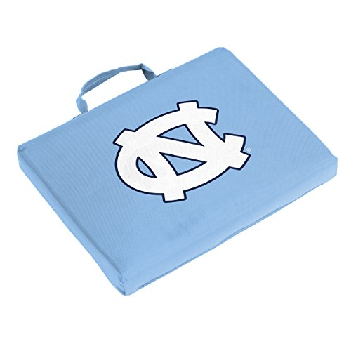 Logo Brands NCAA North Carolina Tar Heels Bleacher Cushion Carolina Stadium Seat