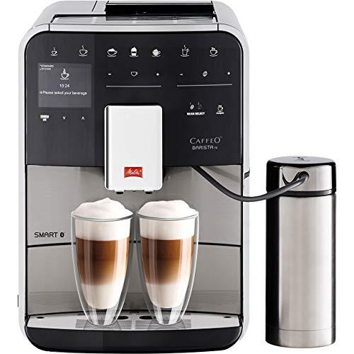 Melitta , Automatische koffiemachine , Barista TS Smart, zwart, roestvrij staal
