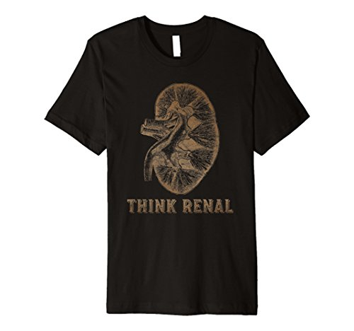 (Mens 'Think Renal Nephron' Cool Kidney Excretory System)