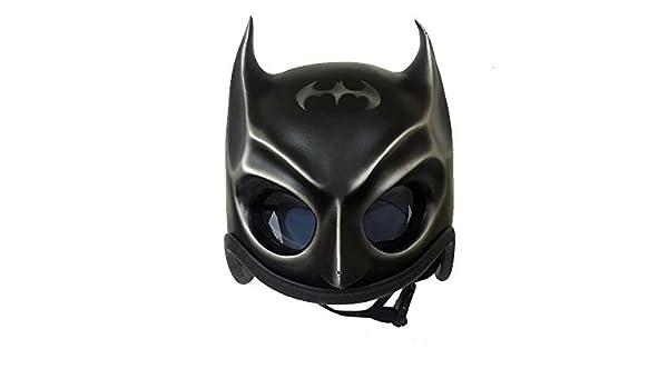 Amazon.es: El caballero oscuro Batman motocicleta casco estilo - Full Face motocicleta cascos
