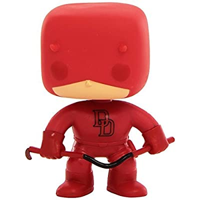 Funko Pop Marvel Daredevil Exclusive Vinyl Bobblehead Figure: Toys & Games