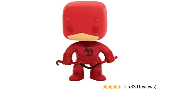 Funko Pop Marvel Daredevil Exclusive Vinyl Bobblehead Figure