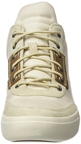 Day Women's Timberland Canvas Chukkarainy Chukka Amherst Washed Beige Boots Day Rainy Canvas Washed qxfZvx