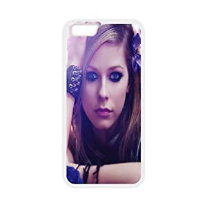 Printed Phone Case Avril Lavigne For iPhone 6 4.7 Inch Q5A2112964