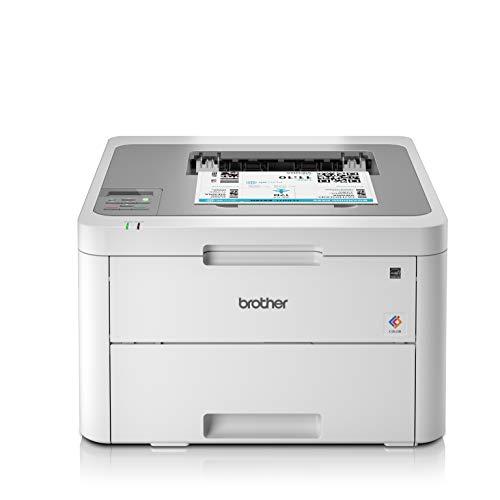 Brother HL-L3210CW - Impresora láser color (Wifi, USB 2.0, 256 MB ...