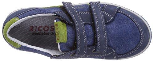 Ricosta Philip - zapatilla deportiva de piel niño azul - Blau (reef/enzian 155)