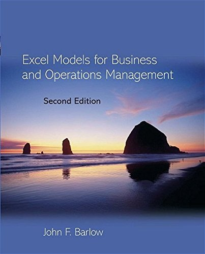 Search : Excel Models for Business and Operations Management