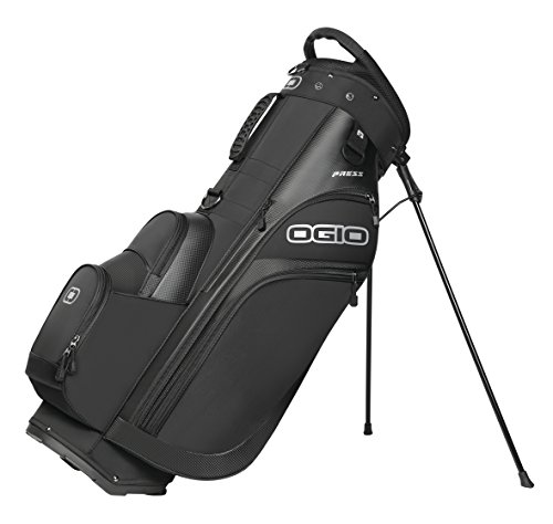 OGIO 2018 Press Stand Bag, Black