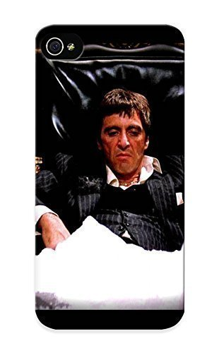 Design High Impact Dirt/shock Proof Case Cover For iphone 6 plus (scarface Crime Drama Movie Film Dark Drugs ) hjbrhga1544