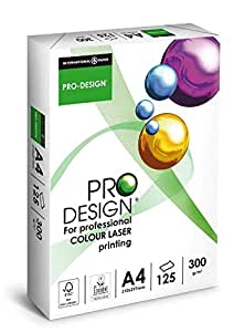 Pro Design Uncoated Paper A4 300gsm [125 Sheets]