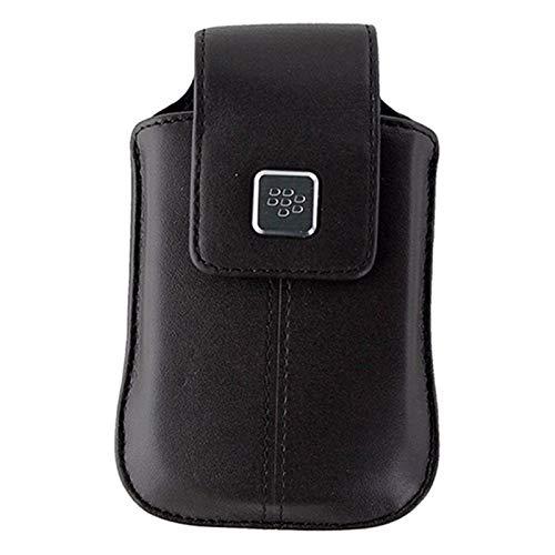 BlackBerry 8900/8520 Leather Swivel Holster - Espresso