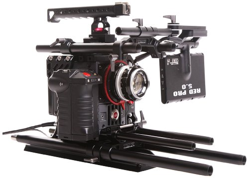 Ikan ES-T01 Tilta Camera Rig (Black) by Ikan