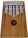 Hugh Tracey Alto Kalimba with Internal Mic Pickup 15-key Alto Kalimba