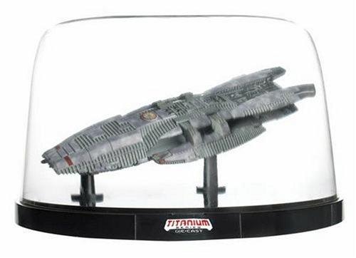Hasbro Titanium Series Ultra Vehicle Galactica