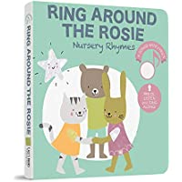Ring Around the Rosie and Other Nursey Songs: Press and Listen!