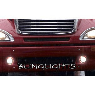 Freightliner Columbia Halo Fog Lamps Angel Eye Driving Lights Foglamps Foglights