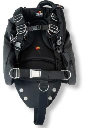 Transpac Harness - Dive Rite Nomad Xt Sidemount Rig