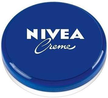 Nivea Creme 50Ml Tin- Pack Of 3 by Nivea: Amazon.es: Salud y ...