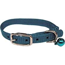 Hamilton 800 TE 3/8-Inch x 10-Inch Safety Cat Collar with Bell, 800 TE