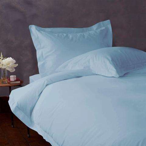 Blue Italian Duvet Cover - 8