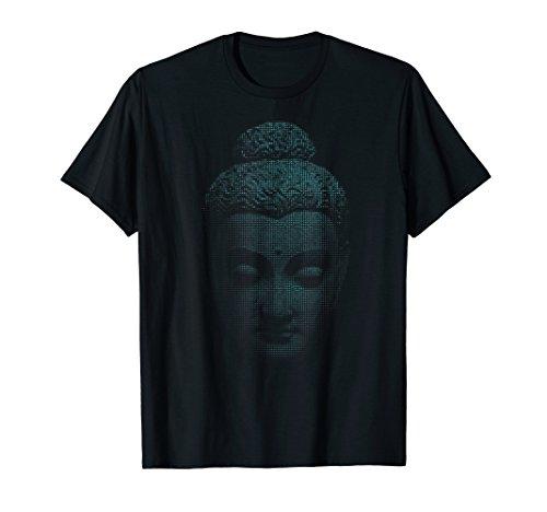 Buddha Tee Shirts - Buddha T-Shirt Buddhist Gift Gautama Art Tee Buddhism Tshirt