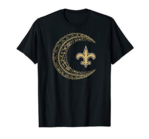 The Saints The Stars Nola New Orleans Football T-Shirt -