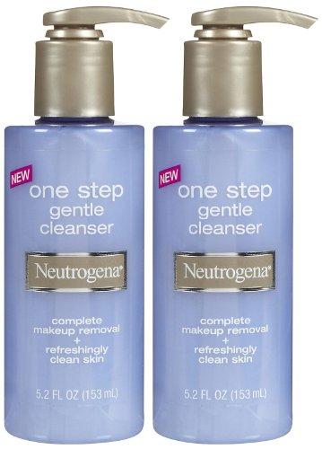 Neutrogena Cosmetics Step Gentle Cleanser