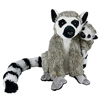 ee8898b0183 Amazon.com  Adventure Planet Birth of Life Ring Tail Lemur and Baby ...