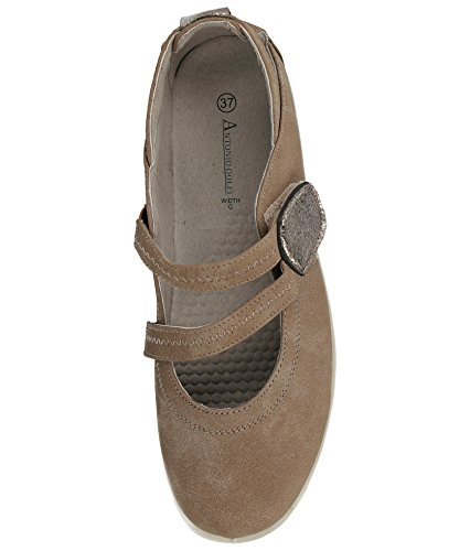 Jane Coconel Coconel Mary Mary Taupe Femme tx8Pxwpq6