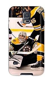 Special DanRobertse Skin Case Cover For Galaxy S5, Popular Boston Bruins (43) Phone Case
