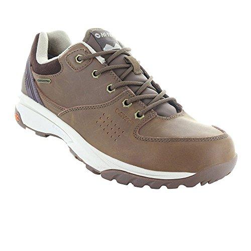 Salut-tec Wild-life Lux I Chaussures De Marche Imperméables - Ss18 Marron