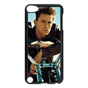 Creative Channing Tatum ipod 5 Skin Customized Hard Plastic Cover Case fits iPod Touch 5th ipod5-linda455