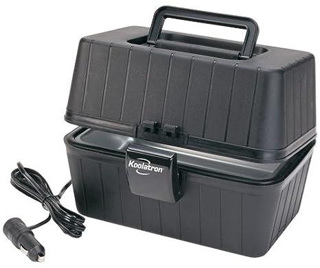 Amazon.com  Koolatron LBS-01 Black 12 Volt Lunch Box Stove  Automotive 7868c6a9e2