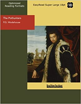 Book The Pothunters (EasyRead Super Large 18pt Edition)