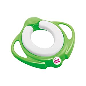 Asiento reductor para WC Okbaby Pinguo Soft 44 Verde Flash [cod.825]